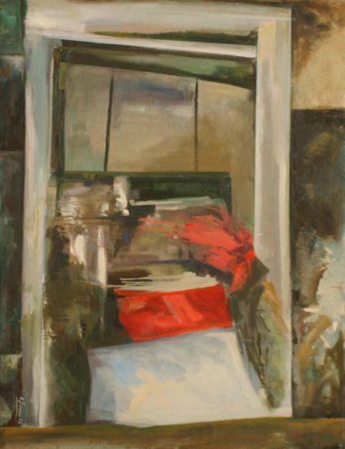 13-PLANIFICACIÓN óleo sobre lienzo 116x89