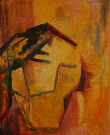 22-JESUCRISTO óleo sobre lienzo 81x100