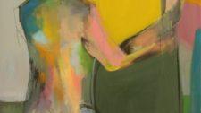 11-HOMBRE PINTANDO.óleo sobre lienzo 81x116